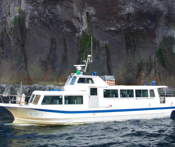 知床遊覧船(イメージ)