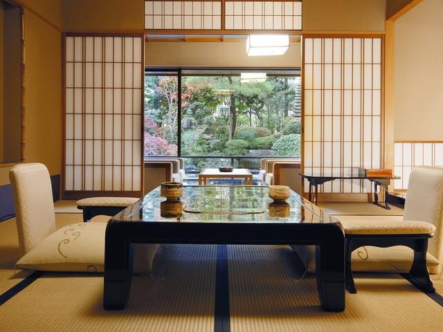 【山水閣 特別室(一例)】3室しかない限定のお部屋タイプ